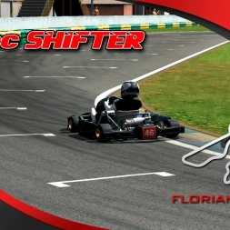 Automobilista Kart 125cc Shifter FloripaKart 1 Hotlap 53'5