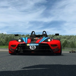 Raceroom | KTM X-Bow RR Cup at Sachsenring