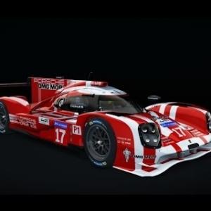 Porsche 919 Hybrid @ Spa | Assetto Corsa Porsche pack 2 DLC |