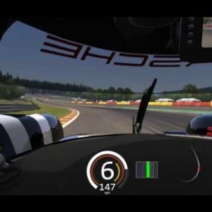Assetto Corsa | 919 Hybrid | Spa Take 2