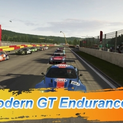 Forza Motorsport 6: Spa Modern GT Endurance Race