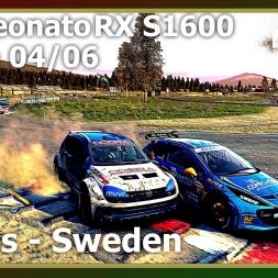 Dirt Rally - Campeonato RX S1600 - 10 - Höljes - S1600 (PT)