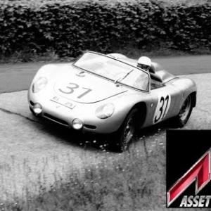 Assetto Online: The Porsche 718 R60
