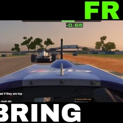 Formula Renault 2.0 at Sebring - Fun Battles
