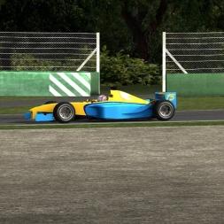 Automobilista Imola DLC Imola 2001 & Formula V10