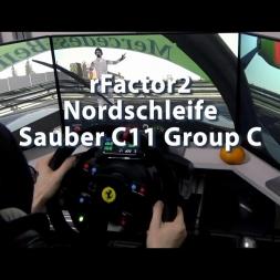 rFactor2 - Nordschleife - Sauber C11