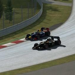Raceroom FR2 RedbullRing Spielberg with Racedepartment