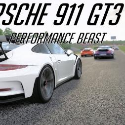 Porsche 911 GT3 RS Online Pubrace   Performance Monster Assetto Corsa