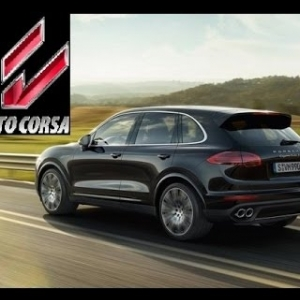 Porsche Cayenne Turbo S - Will it drift?
