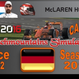 F1 2016 Career Season 3 Germany