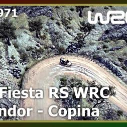 WRC 6 - Ford Fiesta RS WRC - El Condor