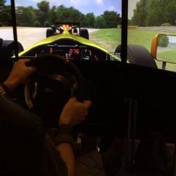 Automobilista - V1.1.6b - Formula 3 - @ Brands Hatch -