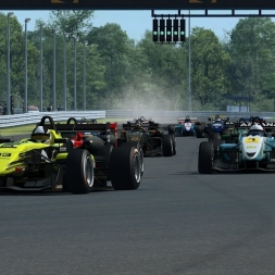 Raceroom | Formula Raceroom 3 at Chang