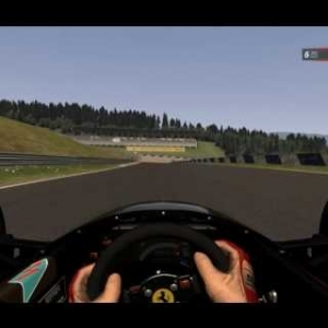 Assetto Corsa Red Bull Ring Ferrari 643 Hot Lap