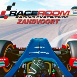 Race Room Experience / F2 / Zandervoot first laps