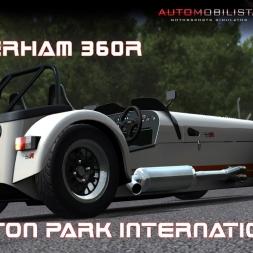 Automobilista - Brit Pack - Caterham 360R - Oulton Park