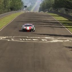 Assetto Corsa Time attack Nordschleife Tourist Ferrari 458 GT2 6:24:118