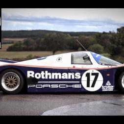 Assetto Online VR: The Porsche 962c
