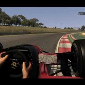 Assetto Corsa Barcelona Ferrari 643 Hot Lap