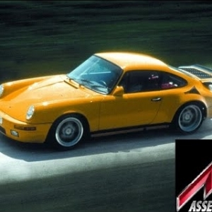 Assetto Corsa: RUF Yellowbird, 458 & Aventador Online!