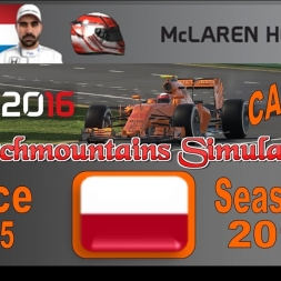 F1 2016 Career Season 3 Singapore