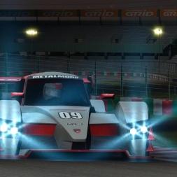 Automobilista | Practice Lap at Night | Metalmoro MR18 | Kansai