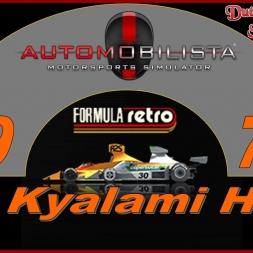 Automobilista F1 1975 Race 3