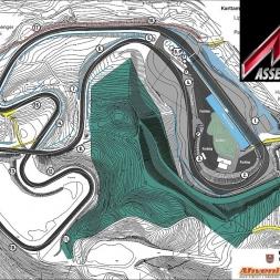 Assetto Mods: The Ahvenisto Circuit (Feat. RSR & GTR)