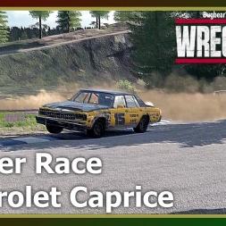 Wreckfest - Banger Race - Chevrolet Caprice