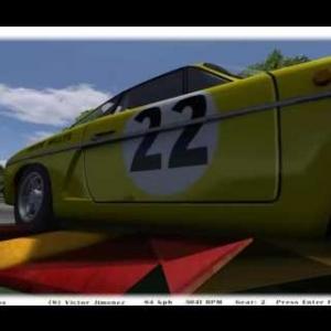 HistoricX RaceDepartment.com Race 2  27-11-2016