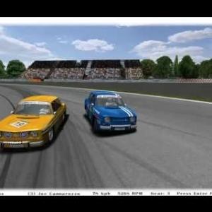 HistoricX  RaceDepartment.com  Race1 Gordini  Thursday 24-11-16