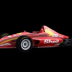 RaceRoom | Setups - Formula RaceRoom Junior - Zandvoort Club - 1.04.985