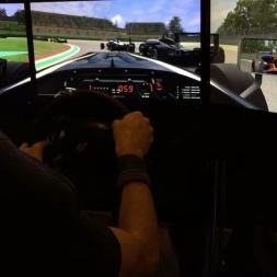 Automobilista - V1.1.6b - Imola 2016 - F309 Race -