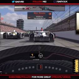 IRACING:INDYCAR @ INDIANAPOLIS