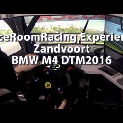 R3E - Zandvoort - BMW M4 DTM 2016 - Training