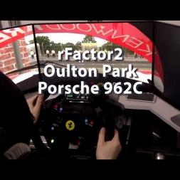 rFactor 2 - Oulton Park - Porsche 962C