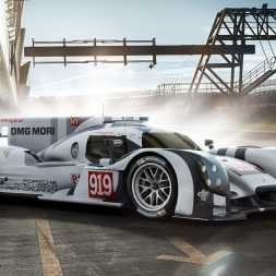 Assetto VR: Hotlapping the 919 Hybrid around Nords :)