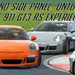 Leave no side panel untouched - Online pubrace | Porsche 911 GT3 RS | Assetto Corsa @ Vallelunga
