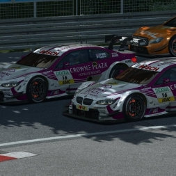 VSR DTM | RaceRoom |  R5 Oschersleben | Balazs Toldi OnBoard