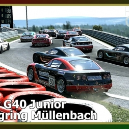Project Cars - Ginetta G40 Junior - Nürburgring Müllenbach