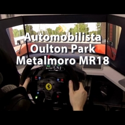 Automobilista - Oulton Park - Metalmoro - MR18 - First Steps in AMS
