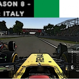 F1 2016 - F1XL Season 8 - Race 11: Italy