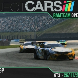Project Cars -  Random GT3 Race @Sakitto [60fps]