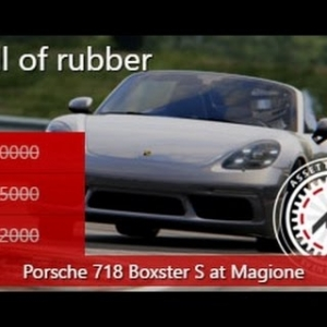 Assetto Corsa Special Events Smell of Rubber Gold