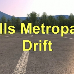 Assetto Corsa T300 Drift on Mills Metropark