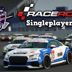 RaceRoom Racing | Singleplayer | Audi TT Cup 2016 @ Chang International Circuit