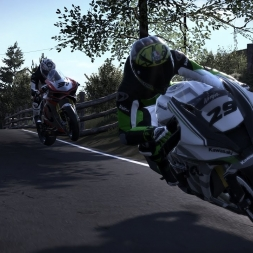 Ride 2 Ducati SuperBike Panigale Ulster Amazing Race in 1440p 60FPS Total FX Mod
