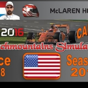 F1 2016 Career Season 3 USA