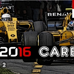 F1 2016 Career - S2R15: Singapore - Stupid Singapore Strategy