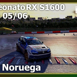 Dirt Rally - Campeonato RX S1600 - 11 - Hell - S1600 (PT)
